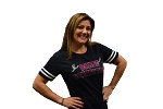 Ladies Victory Striped T-Shirt